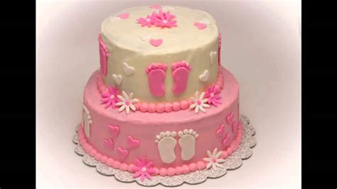 home baby shower cake decorations ideas