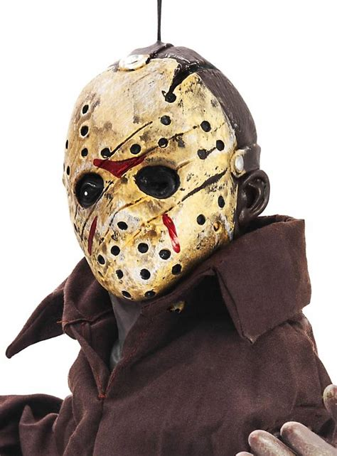 Friday 13th Decorations by Friday The 13th Jason Hanging Decoration