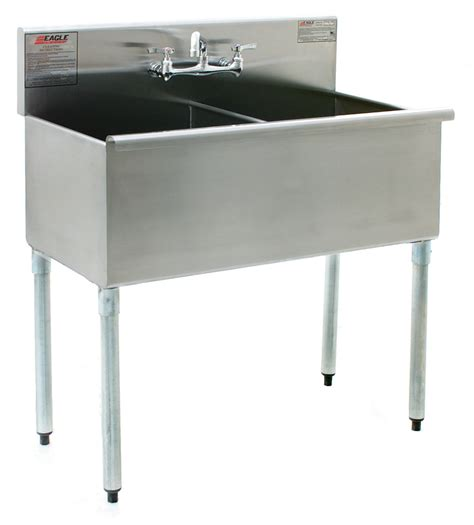 utility sink newly designed stainless steel utility sinks from eagle mhc