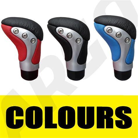 Mg Zr Gear Knob by Gear Knob Blue Leather Chrome Mg Mgtf Tf Mgf Zr Zs Zt T Ebay