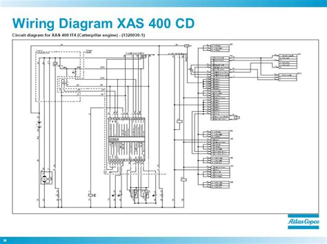 wiring diagram atlas copco compressor diagram