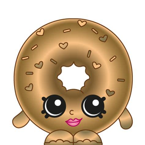 d lish shopkins ff le d lish donut a exclusive shopkin