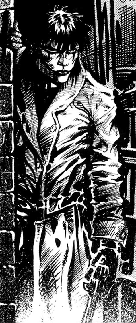 The Crow - Caliber Comics - Eric - James O'Barr