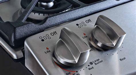 Ge Profile Gas Range Replacement Knobs by Tri Ring Gas Burner Range Ge Appliances