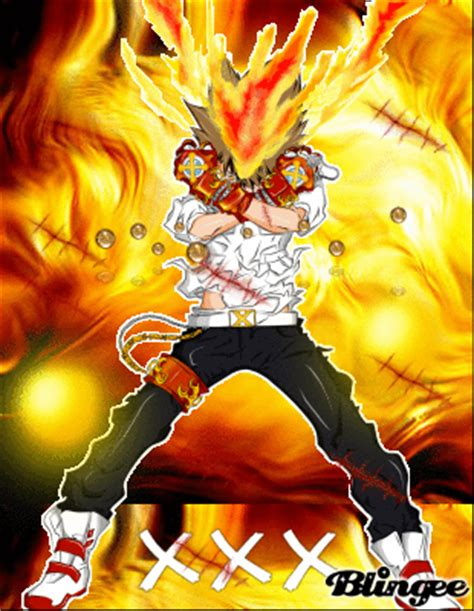 anime vire boy fire boy picture 124904508 blingee com