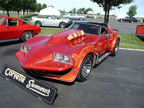 the 1978 corvette summer car from the with hamm