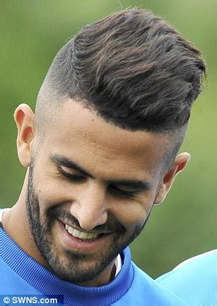 Riyad Mahrez Haircut | raynes park high school pupil put in isolation for his
