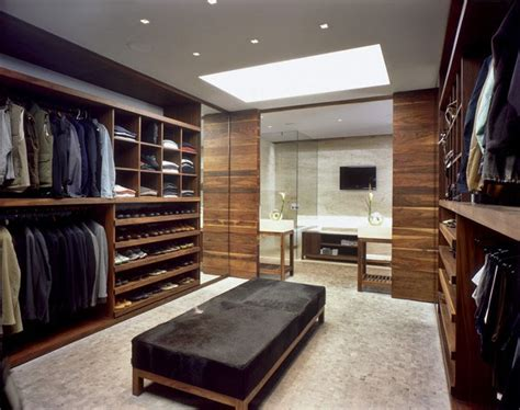Masculine Closet by 30 Stroll In Closet Ideas For Males Who Really Like Their