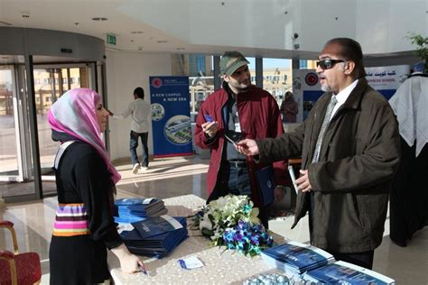 Gust Kuwait Mba by Gust Mba Participates In 1st Koc Post Graduate