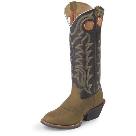 tony lama boots for s tony lama 174 16 quot buckaroo western boots 578459