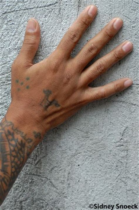 tattoo hand three dots the dot the five and the four on pinterest