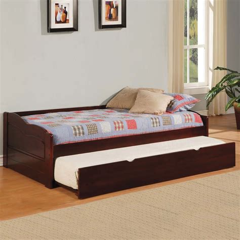Wood Trundle Bed Frame Trundle Bed Frame Wood Loft Bed Design Actually Trundle Bed Frame Is Affordable