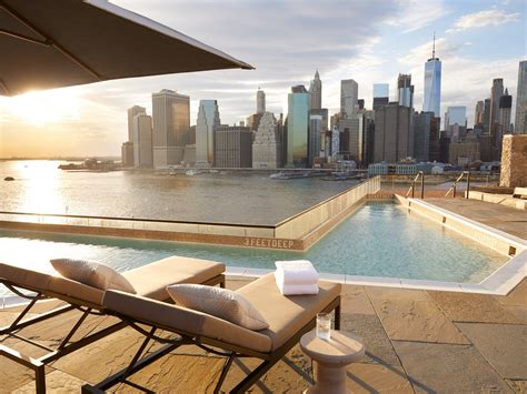 conde nast traveller best hotels best hotel pools in new york city photos cond 233 nast