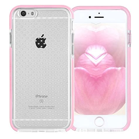Iphone 6 Plus 55 Inch Bumper Army Loreng Shock Resistant iphone 6s plus fyy patent shockproof material ultra slim fit hybrid clear bumper