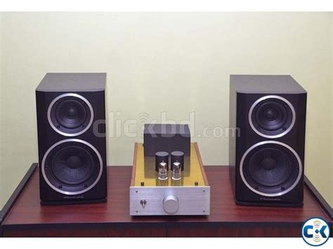 wharfedale bookshelf speaker high end hybrid