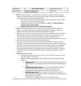 quality assurance policy template qa plan template plan template