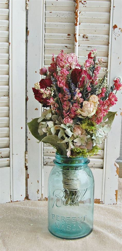 20 best images about Dried flower arrangements on