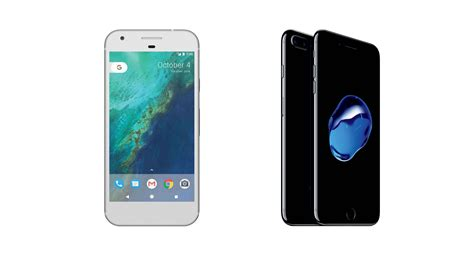 iphone v pixel pixel xl vs iphone 7 plus spec shootout