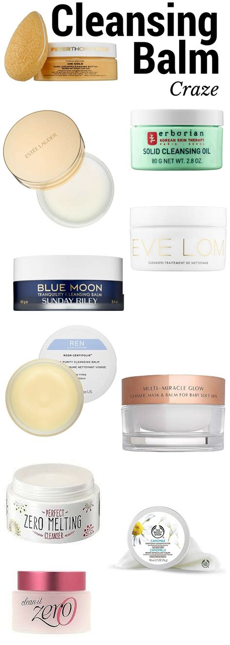 What Is Detox Balm by 10 Cleansing Balms To Try Right Now Musings Of A Muse