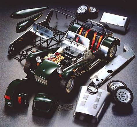 caterham 7 model caterham seven scale model review colin chapman archive
