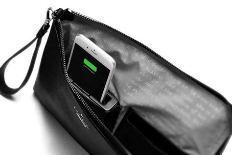 Built Ny Electric Charger Bag by The Official Everpurse The Purse That Charges Your Iphone