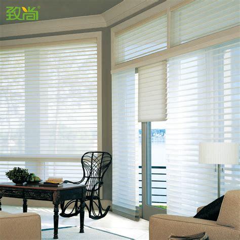 curtain shutter shangri la curtain roller shutter blinds curtain soft yarn