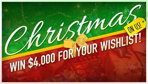 Win Money For Christmas - 101wkqx wkqx fm