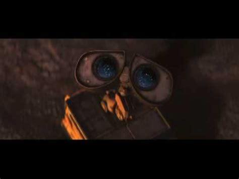 Wall E Review And Trailer by Pixar Wall E Original 2007 Teaser Trailer Hq