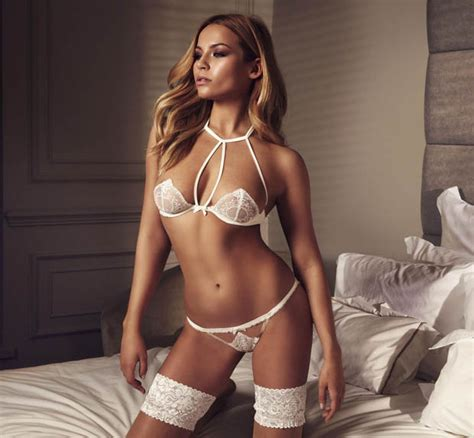 made in chelsea bombshell plays seductress in sexy lingerie snaps daily star