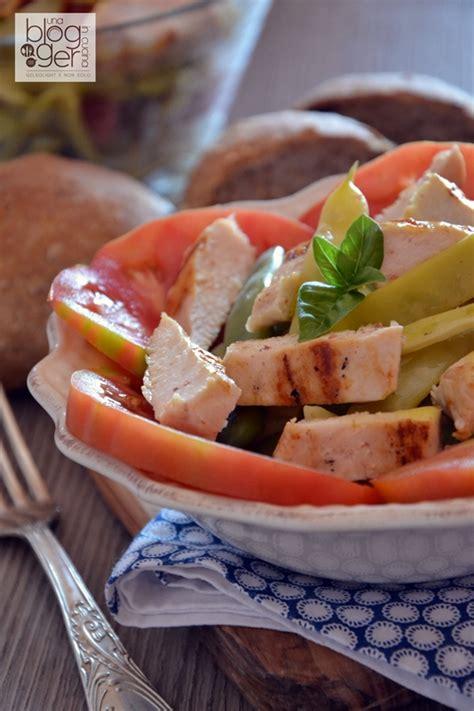 come si cucinano i fagiolini insalata di pollo grigliato con fagiolini bianchi