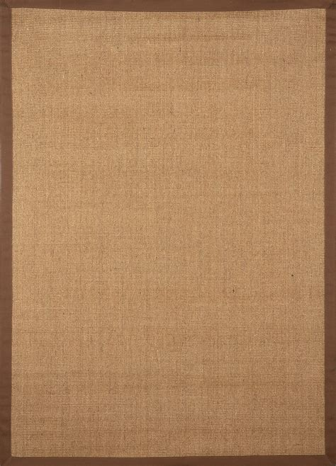 accent area rugs brown sisal seagrass area rug bordered natural fiber