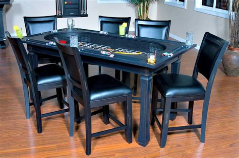 Scioto Valley Furniture by Poker Dining Table Set Eldesignr Com