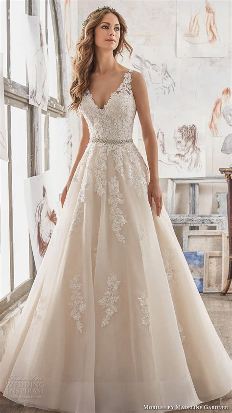 wedding dresses color morilee by madeline gardner 2017 wedding dresses