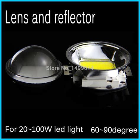 aliexpress buy 60 80degree led lens 44mm convex