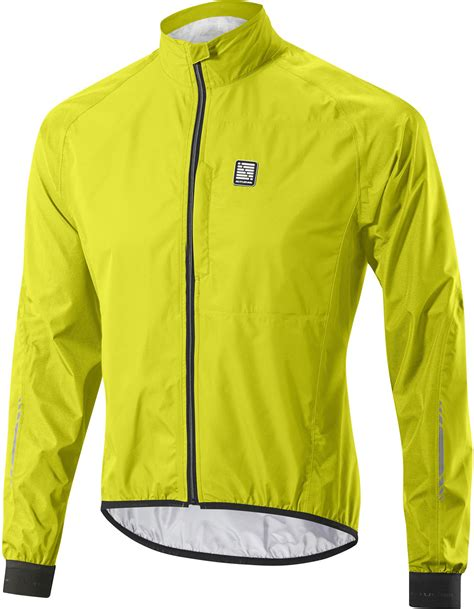 yellow cycling jacket product img