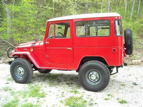 Toyota Land Cruiser For Sale 1968 Toyota Land Cruiser For Sale