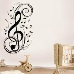 achetez en gros mur d 233 cor musique notes en ligne 224 des