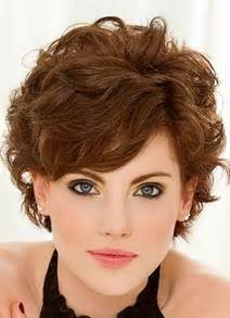 Short hairstyles for curly wavy hair women short hairstyles idea