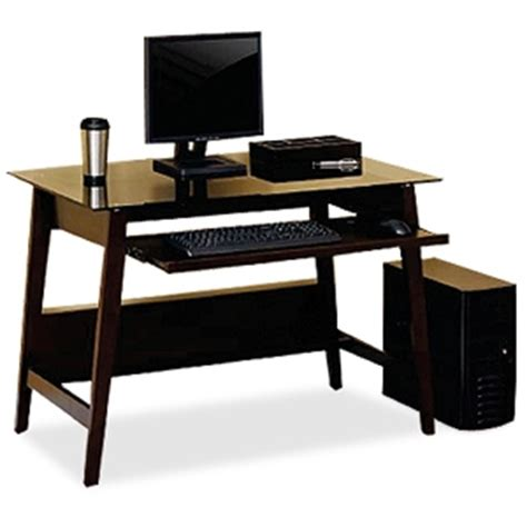 studio rta desk parts studio rta 408710 grand lake computer espresso desk at