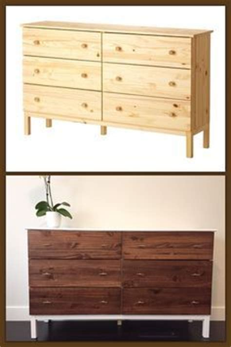 ivar dresser hack love these stained pine ikea ivar cabinets very classy