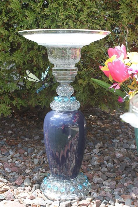 Designs with Flare bird bath Designs With Flare Pinterest