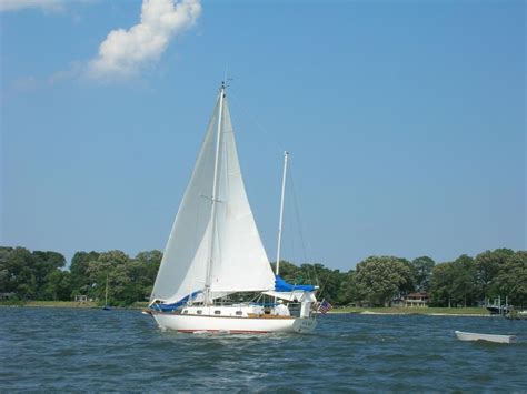 dory sailboat 1977 cape dory 30k sailboat for sale in virginia