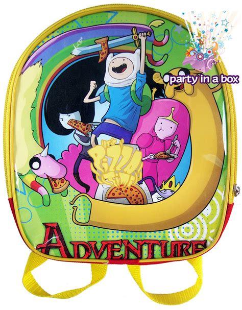 imagenes originales de hora de aventura hora de aventura mochila dulcero o lapicera para fiestas