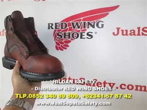Jual Oakley Boots distributor sepatu wing safety shoes indonesia hp