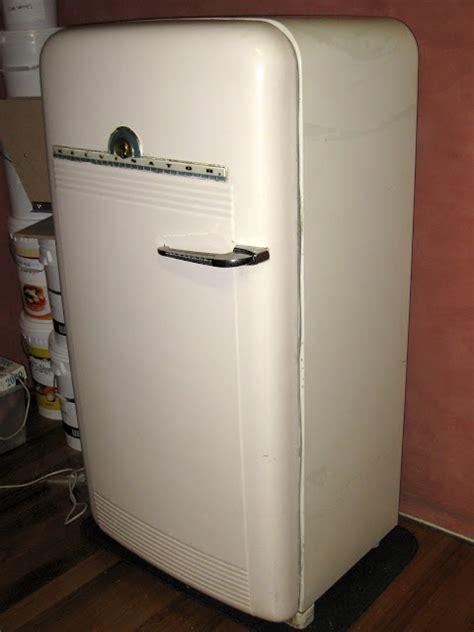 Kelvinator fridge idea for kitchen would double as