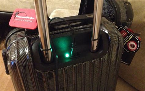 bed bug suitcase travel in style with thermalstrike luggage the rebel chick