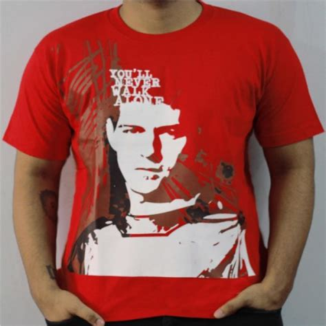 T Shirt Distro Liverpool 011 sportskeeda liverpool steven gerrard you will never walk alone football t shirt prices in india