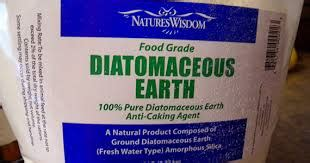 Diatomaceous Earth Detox For Withdrawal by Diatomaceous Earth Food Grade