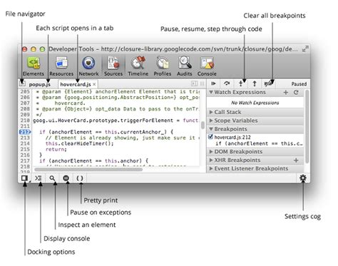 chrome developer tools challenges and solutions architecture of a modern web