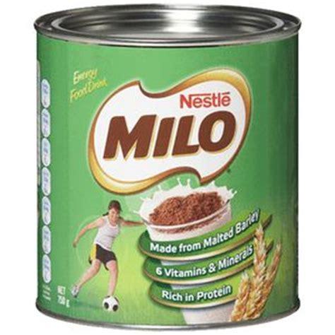 Nestle Milo Active Go 300 Gr nestl 233 milo powdered chocolate drink 750g officeworks